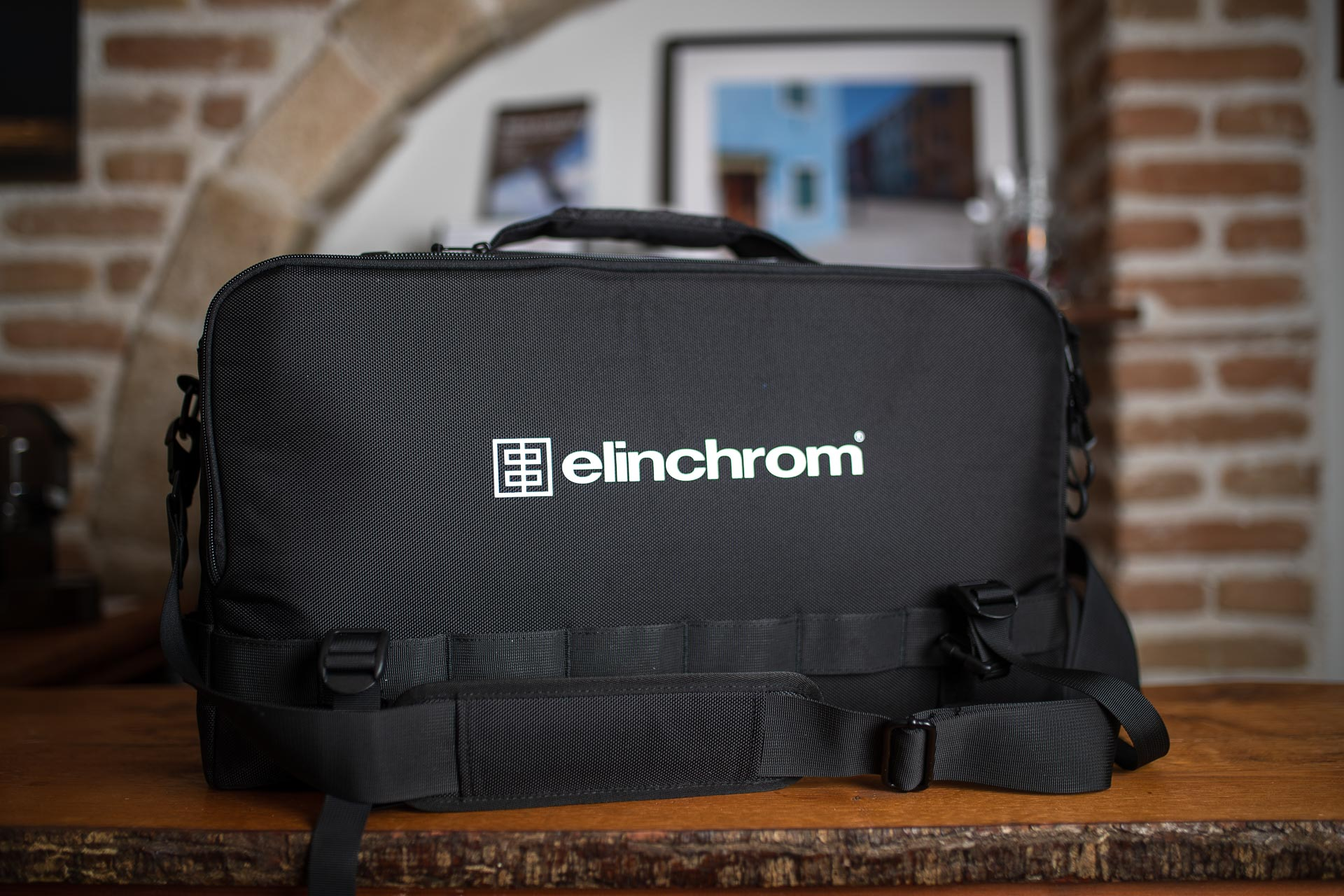 Review Flash Elichrom ELB500