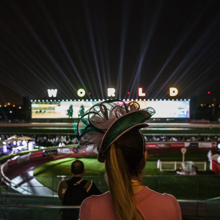 2017 – Dubai World Cup  – Ceremony – Dubai, UAE